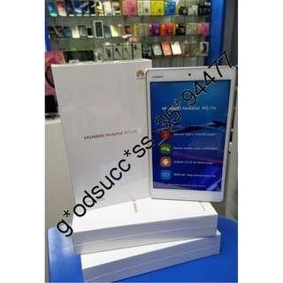 Huawei MediaPad M3 lite 8吋平版 4G (3GB Ram+32GB Rom) 香港行貨 原廠保養