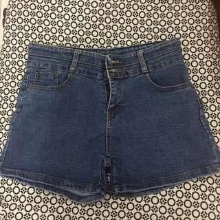 #Tisgratis Hotpants Jeans No brand
