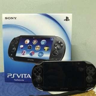 Letting go PS Vita (PCH-1000)