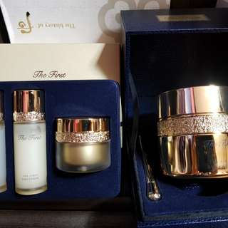 The first eyecream 55ml