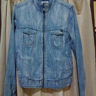 Jacket Denim, merk Rodeo, size M