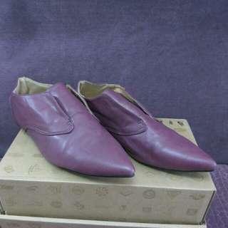 🔴尖頭皮鞋