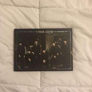 VIXX 1st Album Voodoo