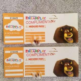 Dreamplay tickets