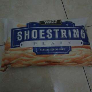 French Fries Shoestring Cut 900 gr