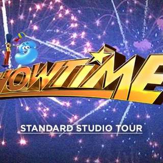 It's Showtime with Studio Tour Tickets!