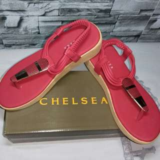 BRANDNEW Chelsea (red) with box