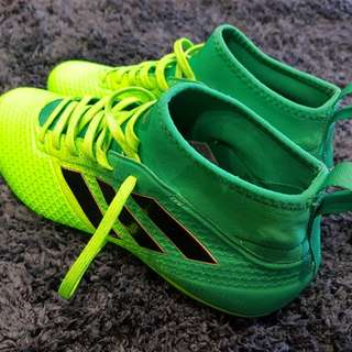 Adidas Ace 17.3 Football Boots UK 8 Used Once