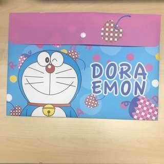 Doreamon A4 Document File