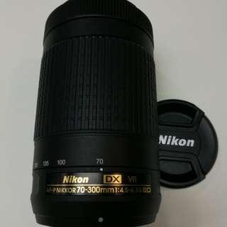 USED Nikon AFP 70-300mm VR