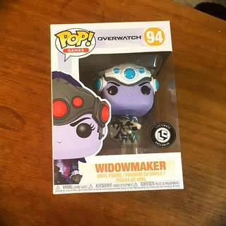 Overwatch Widowmaker Vatiant Lootcrate Exclusive