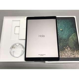 [台北市面交] iPad Pro 10.5 吋 / 256 GB / 灰罵罵 / wifi 版 / 全新未拆封使用 / 附 moshi VersaKeyboard 多角度藍牙鍵盤保護套