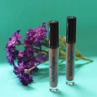 NYX Lip Lingerie - Embellishment & Teddy