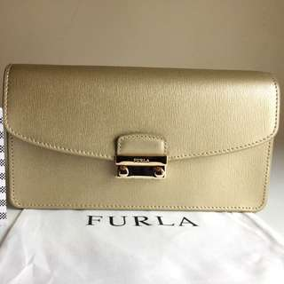 Brand New Genuine Furla Handbag !