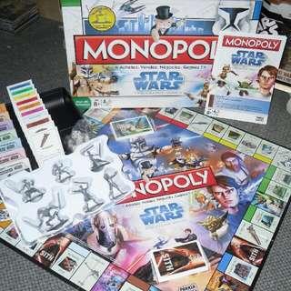 Monopoly Star Wars (Clone Wars Edition)