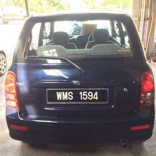 Perodua Kelisa 2005 (A)