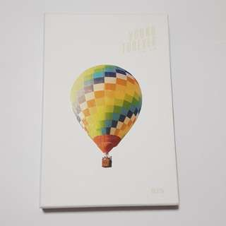 BTS Special Album- Young Forever (2CD)