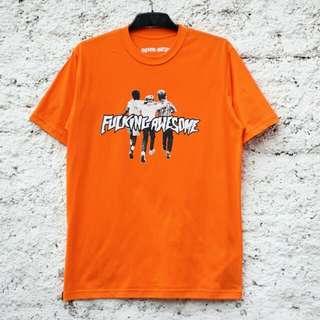 T-shirt Fucking awesome
