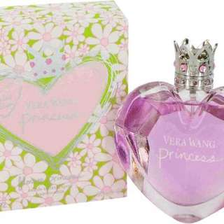 Vera Wang Flower Princess EDT 50ML (Tester pack) Without box
