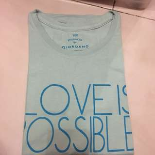 Love is possible tee