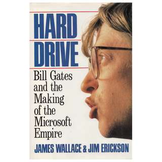 [$1] Hard Drive - Bill Gates and the Making of the Microsoft Empire (PDF ebook)