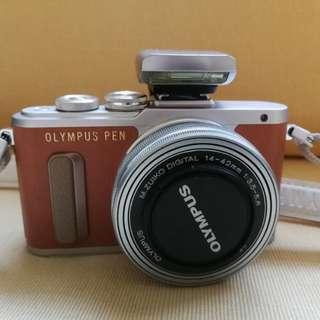 Camera Olympus Pen 8
