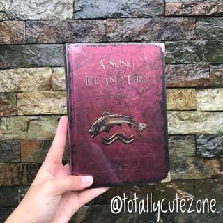 Game of Thrones Hardbound Notebook