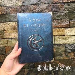 Game of Thrones Hardbound Notebook