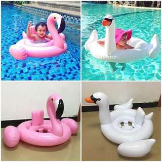 Flamingo / Swan Floats for Baby