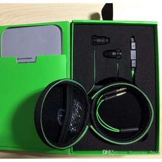 Razer Hammerhead Pro V2  耳機