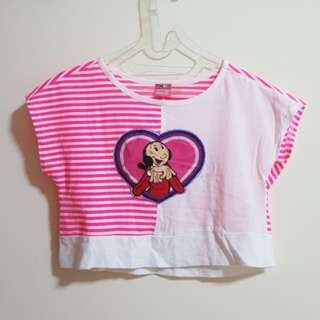 Baju Anak CropTop