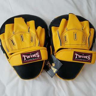 Genuine Leather Boxing Gear