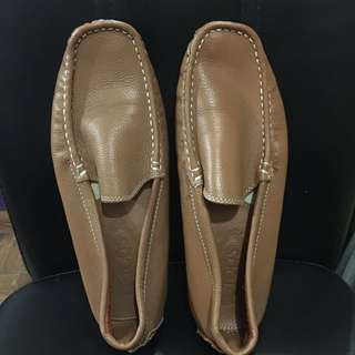TODS driving shoes size 10