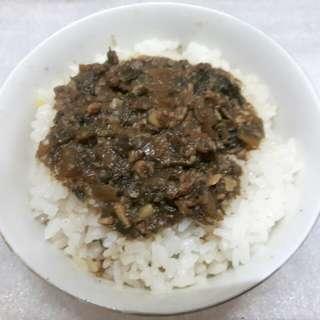 梅乾菜滷肉燥