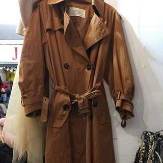 (韓國女裝)長外套