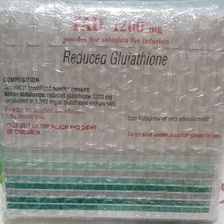 TAD 1200mg Glutathione I.V