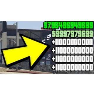 GTA 5 GTA V Online Money (PC Only)