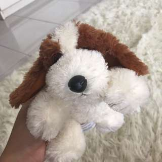 HUSH PUPPIES PLUSH TOY