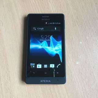 Sony Xperia Go (original)