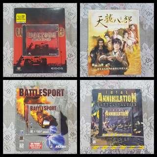 Original Vintage PC game
