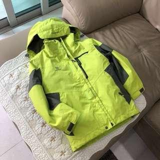 Authentic Cam Kids Type 5000 Waterproof Winter Jacket (unisex)