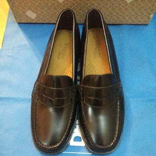 Bass Weejuns Leather Loafers