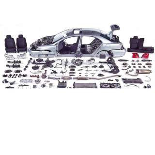 Second hand spare part for sales