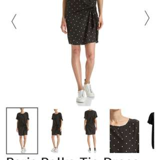 SABA Paris Polka Dot Dress Size 4