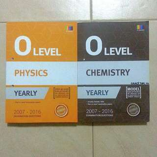 Pure physics and chemistry TYS