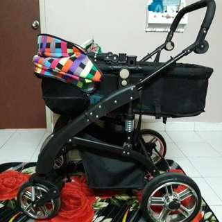 Prelove stroller