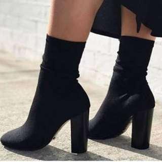 Tony Bianco Bel Boots Size 6.5