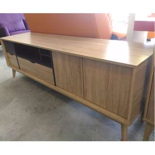 MIDAS 6FEET TV CABINET