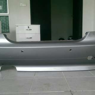 BMW E60 front and rear bumper made in german
