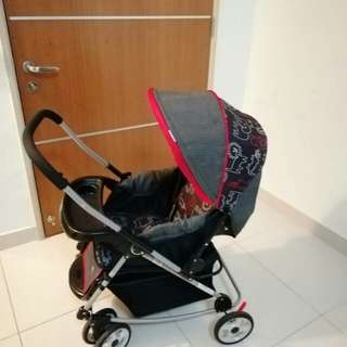 Stroller and Playpen